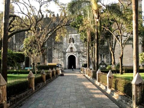 Ruta de Conventos: Asunción en Cuernavaca