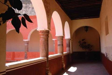 Museos en Tlaxcala: Museo Regional INAH