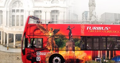 Turibus de la CdMx