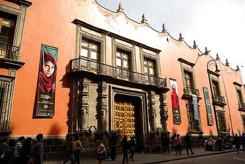 Museos en CdMx 21: Museo de la SHCP / Antiguo Palacio del Arzobispado