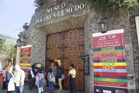 Museos en CdMx 9: Museo Dolores Olmedo