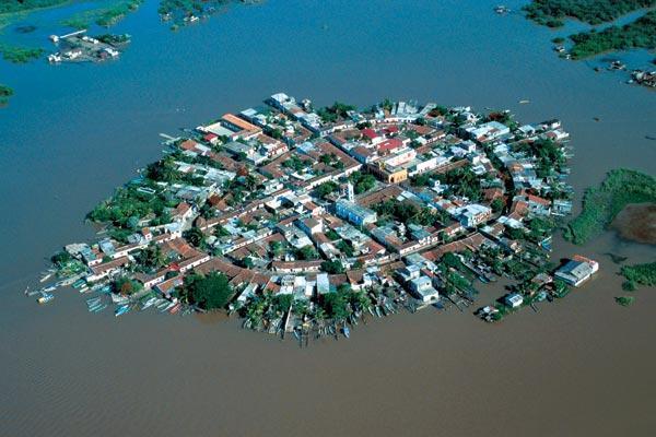 La Isla de Mexcaltitán