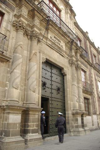 Museos en CdMx 8: Museo Nacional de las Culturas