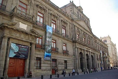 Museos en CdMx 17: Palacio de Minería / Museo Manuel Tolsá