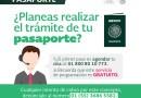 Trámite de Pasaporte Mexicano 2017