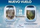 Calafia Airlines anuncia su nueva ruta