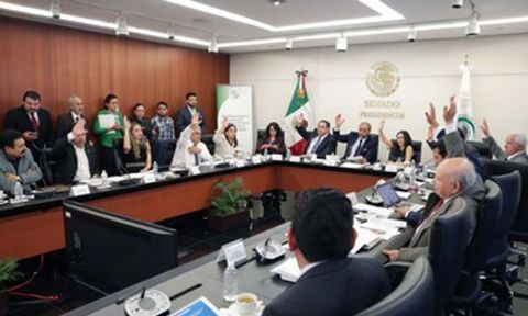 CPTPP: Aprobación en comisiones del Senado de la República.