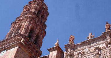 Museo Rafael Coronel en la Ciudad de Zacatecas.