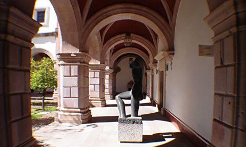 Museo Pedro Coronel en la Ciudad de Zacatecas.