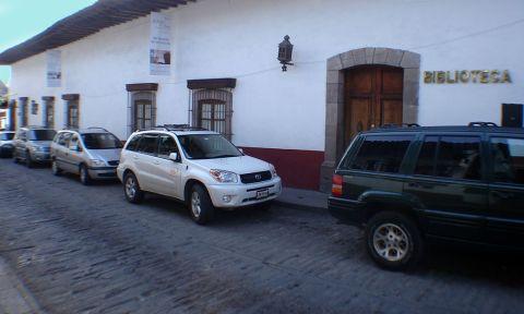 Museo Arcadio Pagaza, Valle de Bravo.