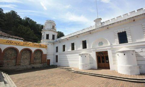 Museo del Ámbar en San Cristobal de Las Casas.