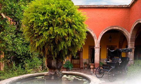 Historia en San Miguel de Allende