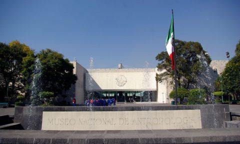Museo Nacional de Antropología en la CDMX