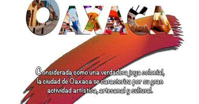 La ciudad de Oaxaca