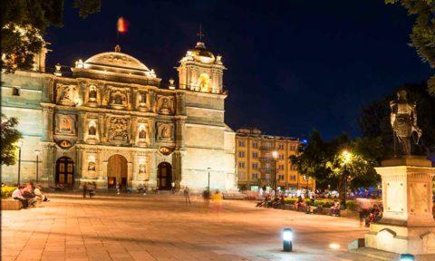 Centro ciudad de Oaxaca