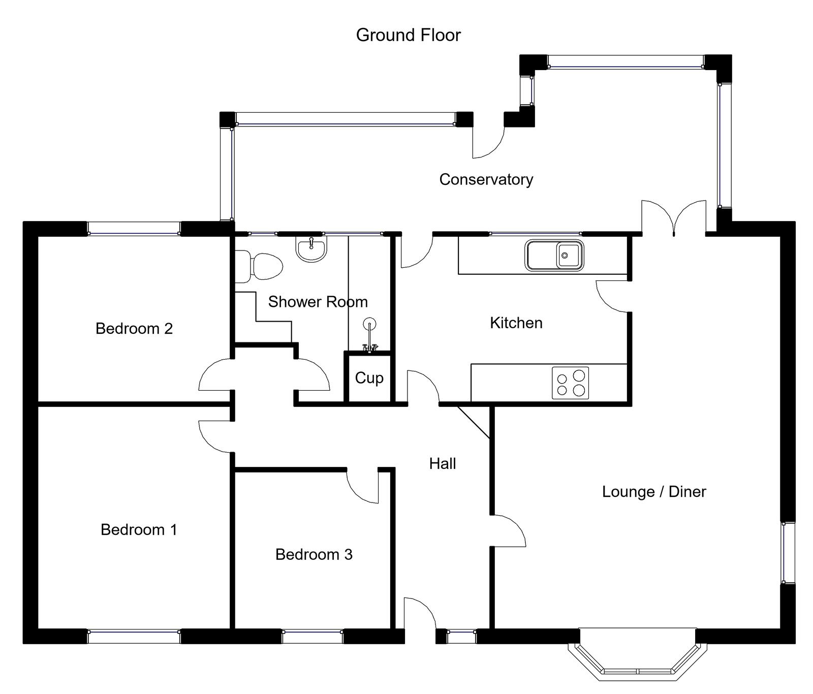 3 Bedroom Property For Sale In The Paddocks Beckingham