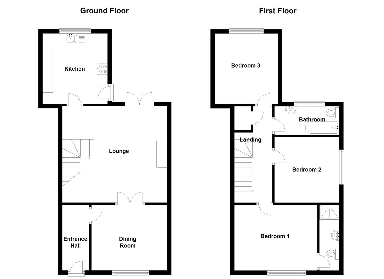 Visio Floor Plan Sle