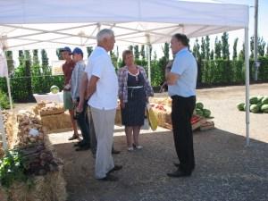 Аграрии смогли обсудить проблемы и перспективы