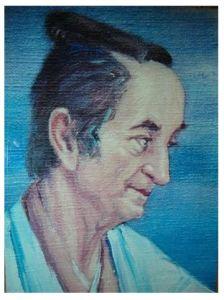 シドッチ神父肖像画=糸永真一司教所蔵