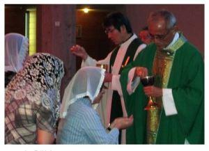 いのちの糧・聖体拝領