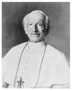 教皇レオ13世