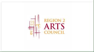 Region 2 Arts Council logo
