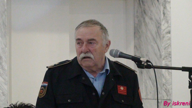 Počasni predsjednik DVD-a Mladost, Ivica Batina