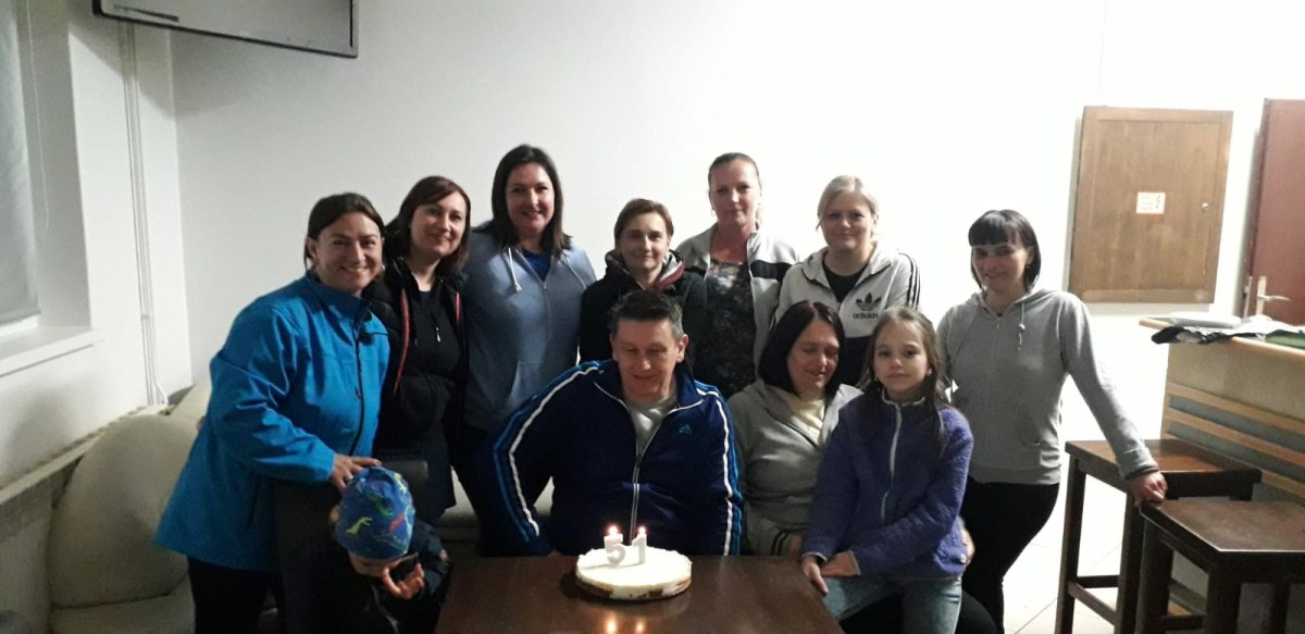 Slaven Galeković proslavio 51. rođendan