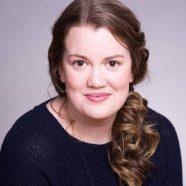 "Stephanie Baird as ""Megan"""