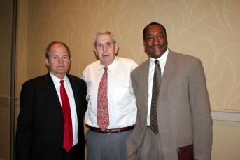 "Mr. KY Basketball 1961 Randy Embry, Mr. KY Basketball 1958 Ralph Richardson & Mr. KY Basketball 1974 Jack ""Goose"" Givens"