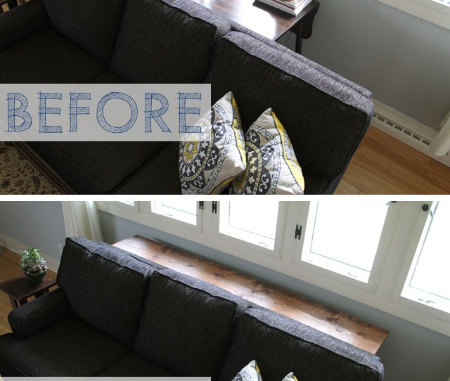 Coming Together Our Diy Industrial Pipe Console Table This American House