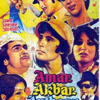 Old Bollywood Movie Posters: A Gallery of Fading Art