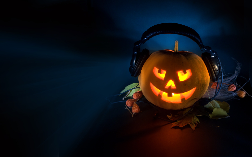 Mr. and Mrs. Halloween's Ultimate Halloween Playlist