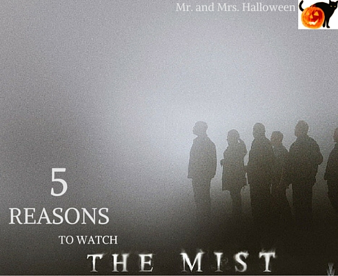5 Reasons to Watch 'The Mist'