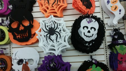 Halloween 2016 at Dollar Tree
