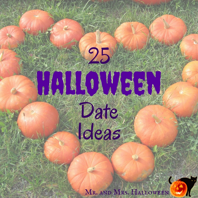 25 Halloween Date Ideas