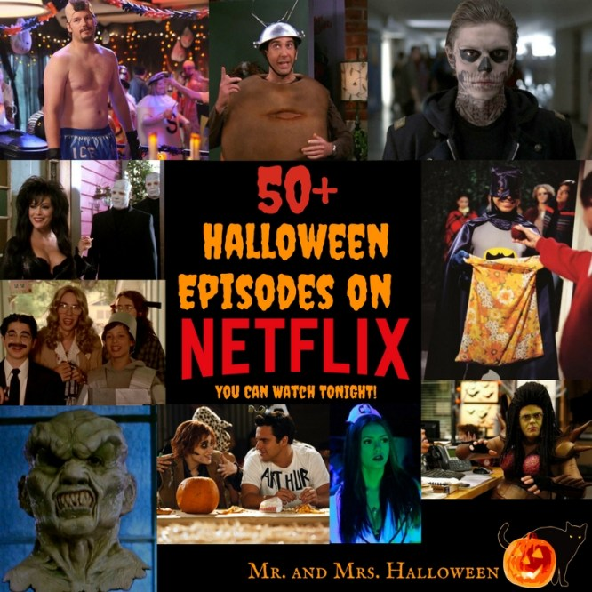 50+ Halloween Episodes on Netflix You Can Watch Tonight! - Mr. and ...