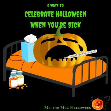 Halloween Sick