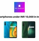 Best smartphones under 10,000