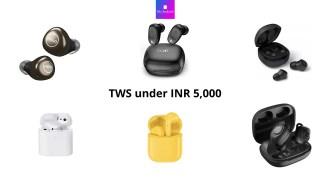 TWS under 5000