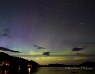 Northern Lights in Herring Cove