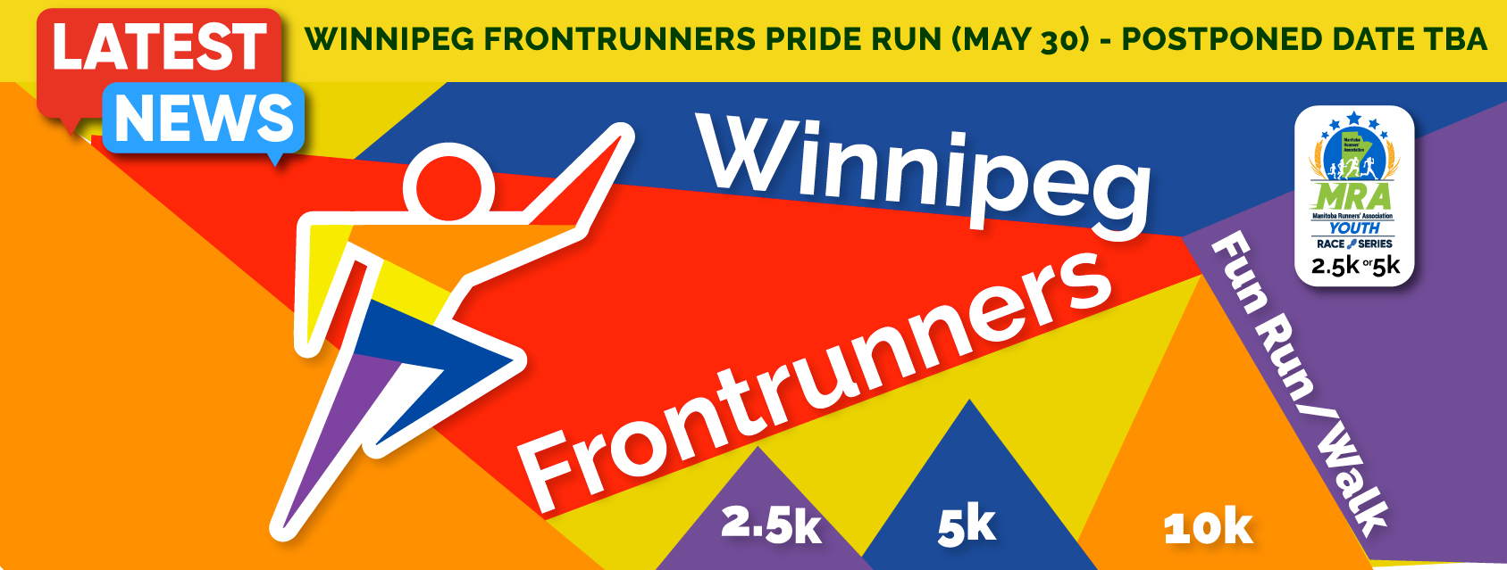 Winnipeg Frontrunners Pride Run  **VIRTUAL EVENT SEPTEMBER 7-11**