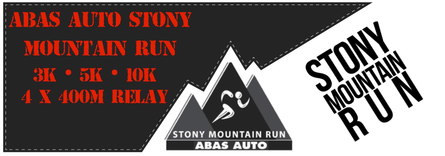 Abas Auto Stony Mountain Run