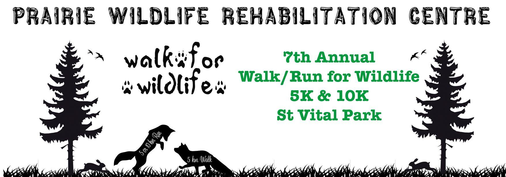 7th Annual Walk/Run for Wildlife