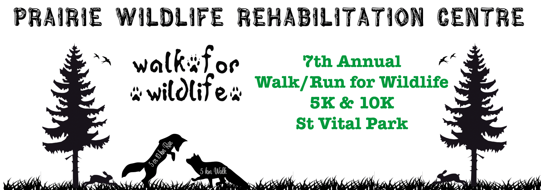 7th Annual Walk/Run for Wildlife
