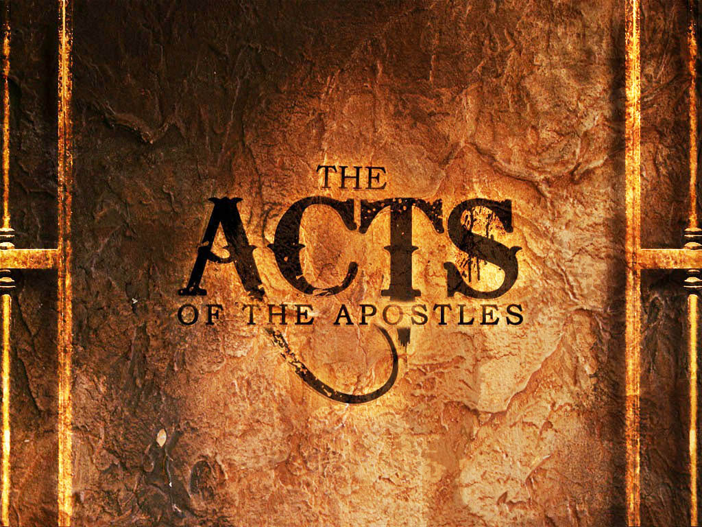 Digging Deeper Into Acts Chapter 2