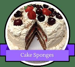 Cake Sponges