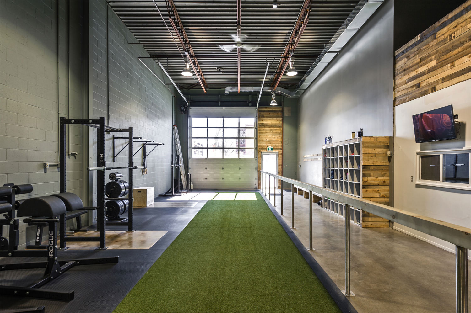 Crossfit Ironstone Mrb Contracting