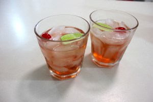 Hard Apple Cider With Captain Morgan Spiced Rum