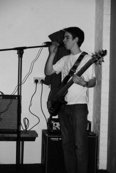 Joe black and white 2